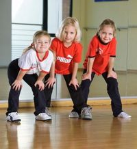 Kursleiter/in-Fit-Kids
