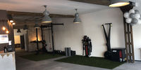 Personal Training Lounge